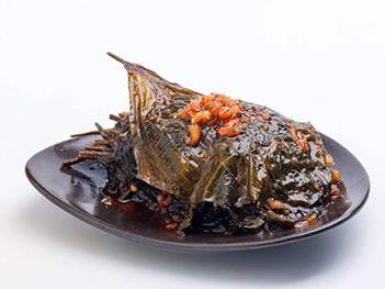 苏子叶酱菜